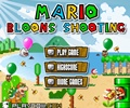 Mario Bloons Shooting